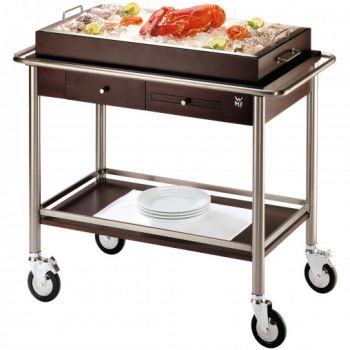 Seafood trolley